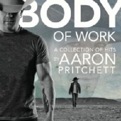AARON PRITCHETT - BODY OF WORK