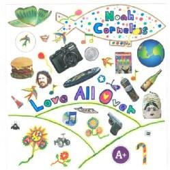 NOAH CORNELIUS - LOVE ALL OVER