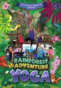 Rainforest Adventure Yoga (DVD)