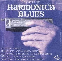 Various - Best of Harmonica Blues