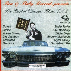 Various - Best of Chicago Blues: Vol. 2