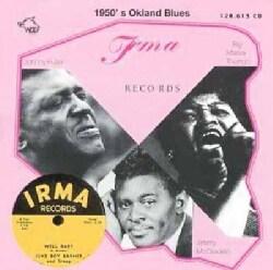 Various - 1950s Oakland Blues/Irma Records