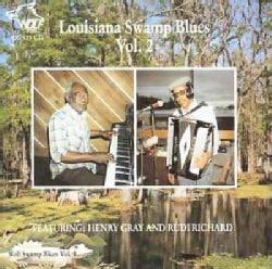 Various - Louisiana Swamp Blues: Vol. 2