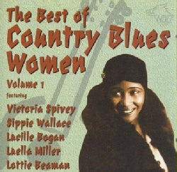 Ambrosini - Best of Country Blues Women: Vol. 1