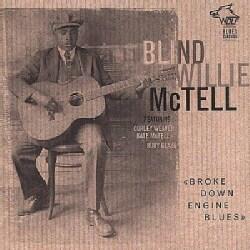 Blind Willie McTell - Broke Down Engine Blues