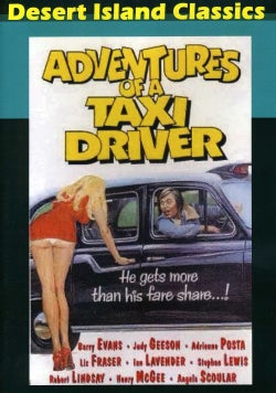 Adventures Of A Taxi Driver (DVD)