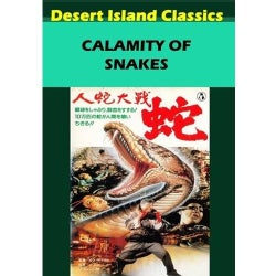 Calamity Of Snakes (DVD)