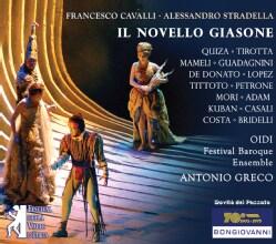 Francesco Cavalli - Cavalli/Stradella: Il Novello Giasone