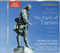 Domenico Dall'Oglio - The Pupils of Tartini