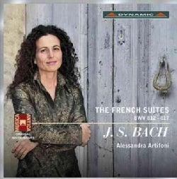 Alessandra Artifoni - Bach: The French Suites