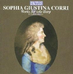 Sophia Giustina Corri - Corri: Works for Solo Harp