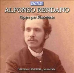 Stefano Severini - Rendano: Piano Works