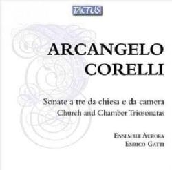 Aurora Ensemble - Corelli: Church and Chamber Trio Sonatas Op. I-IV