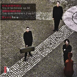 David Trio - Tchaikovsky/Shostakovich: Trios