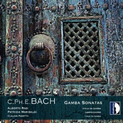 Alberto Rasi - Bach: Gamba Sonatas