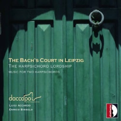Daccapo Italian Harpsichord Duo - The Bach's Court in Leipzig