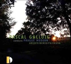 Prague Modern - Pascal Gallois Conducts Prague Modern