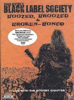 Boozed Broozed & Broken-Boned (DVD)