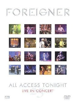 All Acess Tonight: Live in Concert (DVD)