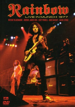 Rainbow: Live In Munich 1977 (DVD)