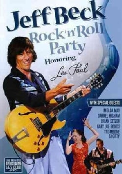Rock 'N' Roll Party Honoring Les Paul (DVD)