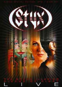 The Grand Illusion/Pieces Of Eight: Live (DVD)