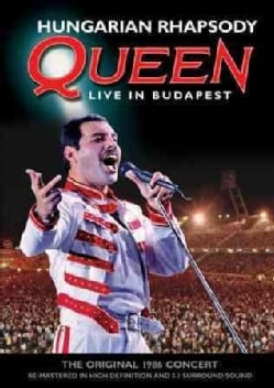Hungarian Rhapsody: Queen Live In Budapest (DVD)