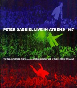 Live In Athens 1987 & Play (DVD)