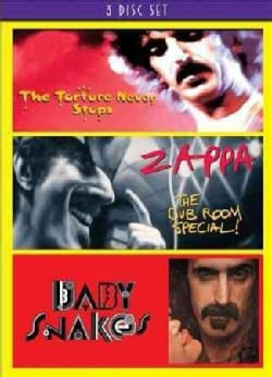 Baby Snakes/The Dub Room Special/The Torture Never Stops (DVD)
