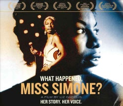 What Happened, Ms. Simone? (DVD)