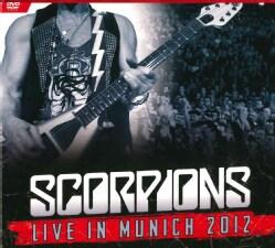 Live In Munich 2012 (DVD)