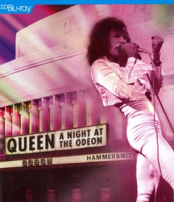 A Night At The Odeon (Blu-ray Disc)