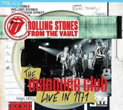 From The Vault: The Marquee Club Live In 1971 (Blu-ray Disc)