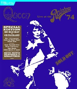 Live At The Rainbow '74 (Blu-ray Disc)