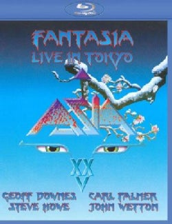 Fantasia: Live In Tokyo (Blu-ray Disc)
