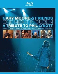 One Night in Dublin- A Tribute to Phil Lynott (Blu-ray Disc)