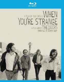 When You're Strange- A Film About The Doors (Blu-ray Disc)