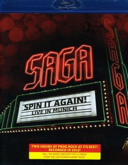 Spin It Again: Live In Munich (Blu-ray Disc)