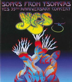 Songs From Tsongas 35th Anniversary Concert (Blu-ray Disc)