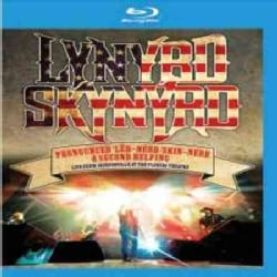 Pronounced Leh-nerd Skin-nerd & Second Helping Live (Blu-ray Disc)