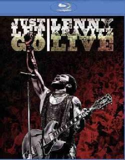 Just Let Go: Lenny Kravitz Live (Blu-ray Disc)
