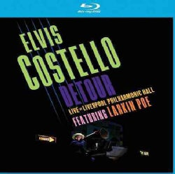 Detour Live At Liverpool Philharmonic Hall (Blu-ray Disc)