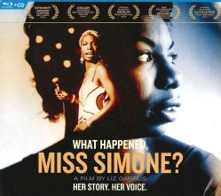 What Happened, Ms. Simone? (Blu-ray Disc)
