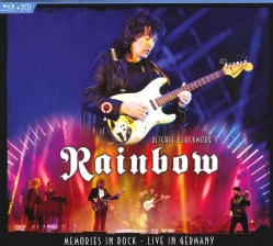 Memories In Rock: Live In Germany (Blu-ray Disc)