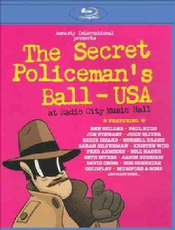The Secret Policeman's Ball: U.S.A. at Radio City Music Hall (Blu-ray Disc)
