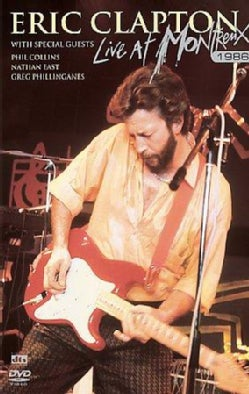 Eric Clapton: Live at Montrenx 1986 (DVD)