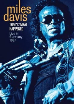 That's What Happened: Live in Germany , 1987 (DVD)