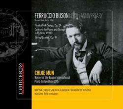 Nuova Orchestra Da Camera Ferruccio Busoni - Busoni: 150th Anniversary