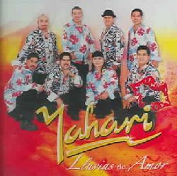 Yahari - Lluvias De Amor