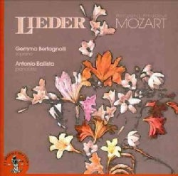 Gemma Bertagnolli - Mozart: Lieder
